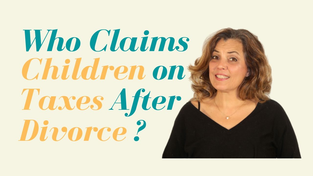 Who Claims Children on Taxes After Divorce?