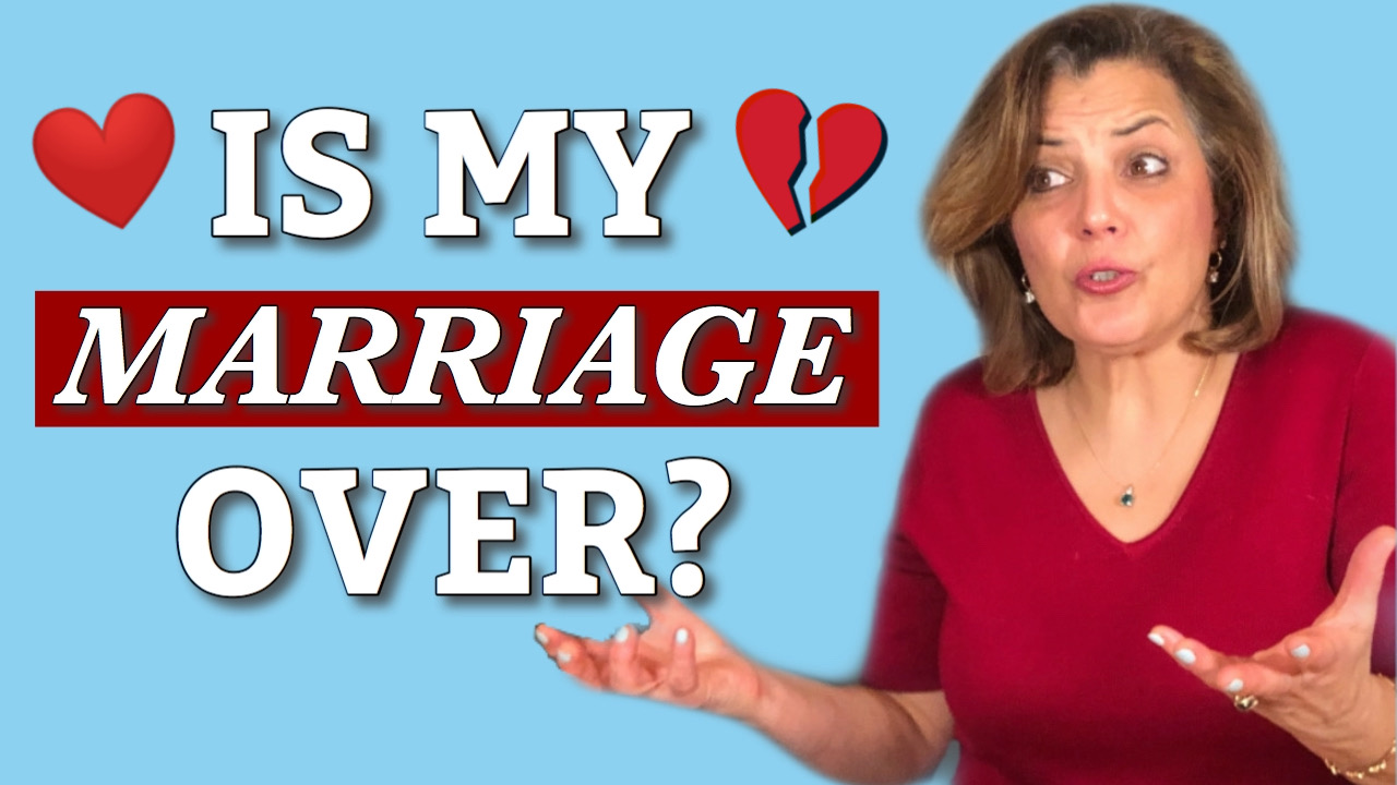 Is My Marriage Over?