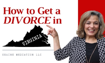 How to Get Divorced in Virginia