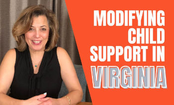 Modifying Child Support in Virginia